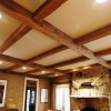 Old Reclaimed, Antique Barn Beams, Hand Hewn or Rough Sawn Wood Beams, Hollow Ceiling Beams, NYC, NJ, CT, LI, PA
