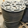 "USED Black ⅝"" Rubber Hose 