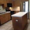 Complete Kitchen Cabinet Set, Sink, Countertops, and Island