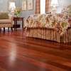 Santos Mahogany Engineered Wood Flooring - new in box
