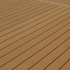 Trex decking brown