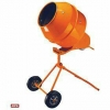 CEMENT MIXER WITH STAND 5 CU FT - $245 -
