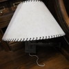 Outdoor Lamp With Shade (2) L167