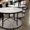 TROPITONE 4ft Patio Table