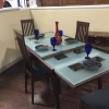 LIKE NEW Dining Table w/ 4 Chairs