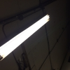 8 ft Fluorescent Ceiling Lights ( 25 of them )