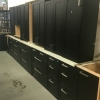 Black Kitchen Cabinet Set - Santa Ana ReStore