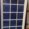 Large Wooden Fixed 15-lite Picture Window