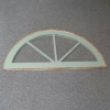 Wooden Arched Transom