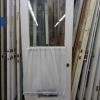 Half Glass Exterior Door P182