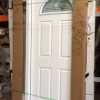 New Custom Pre-Hung Exterior Doors
