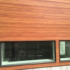 463 sq ft Longboard Aluminum Siding Material (woodgrain finish)
