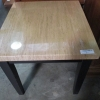 End Table With Formica-Like Top