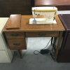 Antique Singer Sewing Machine / Table - Santa Ana