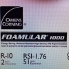 Foamular 1000 Rigid Foam Insulation, 2\