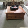 Stanley Furniture All Wood Coffee Table