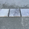 Travertine Pool Coping - Silver 12\