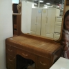 Antique Bedroom Dresser & Mirror