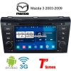 Mazda 3 2003-2009 Android 4.4 Car DVD GPS Radio multimedia WIFI 3G