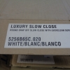 Luxury Slow Close Toilet Seat V115