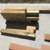 Treated 4X4 Posts, 2X8/10 Lumber, Choicedek Decking