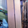 16 eight foot red oak boards most are 1x6 a few1x8