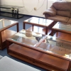 Living Room Table Set, (4) Pieces