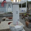 Hand Carved Granite Lighthouse