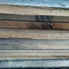 Rough sawn red oak