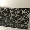 Wall Panel laser cut - Wood