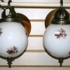 Floral Wall Sconce Lights