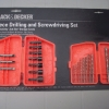 Black & Decker 23-Piece Drilling & Screwdriving Set - NIP