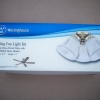 AB Ceiling Fan Three Light Kit - New
