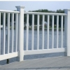 3- 4ft 1- 6ft NEW vinyl deck railing RDI