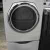 Whirlpool Duet Gas Dryer w/ Steam and Pedestal