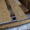 1x8 Southern Yellow Pine Flooring