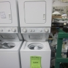 Whirlpool Stacked Washer & Gas Dryer