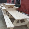 6\'  -  8\' Picnic Tables