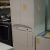 Maytag dryer and steam cabinet