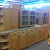 Wood Kitchen Cabinet Set