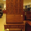 Tall Secretary Desk
