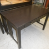 Black Wood Desks - reduced - ReStoreOC Garden Grove & Santa Ana