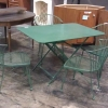 Retro Metal Patio Set