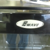 E Wave Wine Cooler