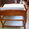 Baby Bassinet Attractive Wood