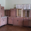 Kitchen Cabinet Set – 16 piece oak Kraft Maid - $800