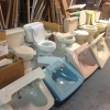 Variety of Bathroom Sinks