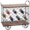 Beaujolais Wine Trolley
