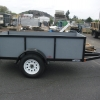 Iron Eagle Utility Trailer
