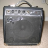 Fender(R) Squier(R) Portable Electric Guitar 10 Watt Practice Amplifie